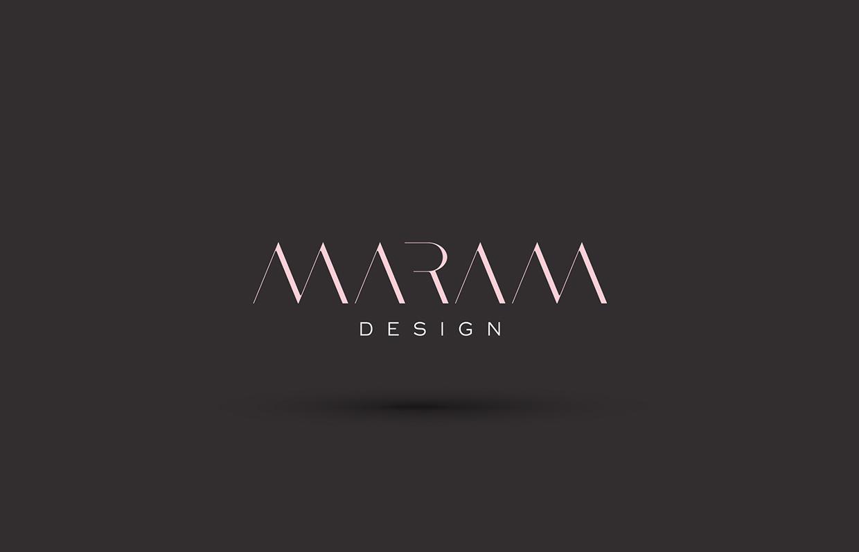 maram时尚服装vi设计-【品色创意】网络品牌设计中心