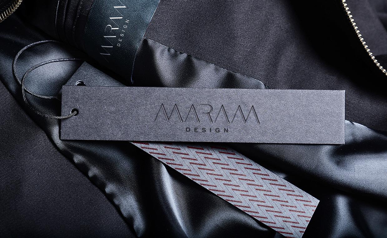 maram时尚服装vi设计